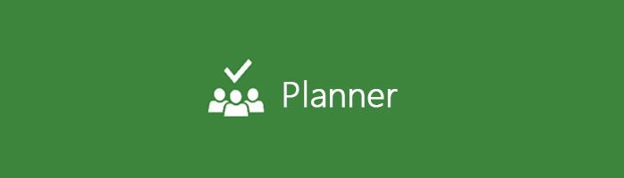 Ikona usluge Office 365 Planner